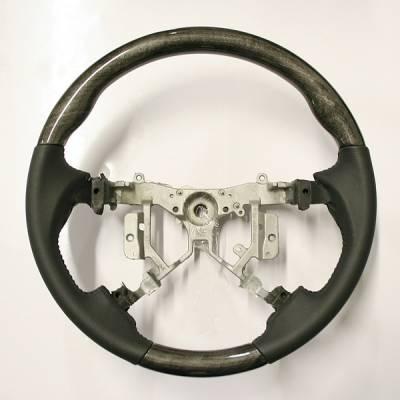 Car Interior - Steering Wheels - Sherwood - Toyota Highlander Sherwood Steering Wheel