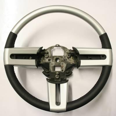 Car Interior - Steering Wheels - Sherwood - Ford Mustang Sherwood Steering Wheel