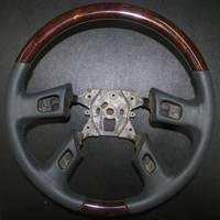 Car Interior - Steering Wheels - Sherwood - Buick Rainer Sherwood Steering Wheel