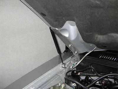 CDC - Ford Mustang CDC Hood Struts