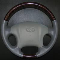 Car Interior - Steering Wheels - Sherwood - Hyundai Tucson Sherwood Steering Wheel
