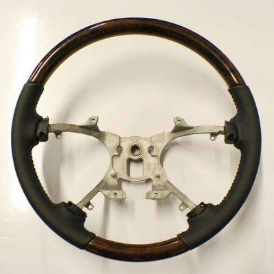 Car Interior - Steering Wheels - Sherwood - GMC Yukon Sherwood Steering Wheel