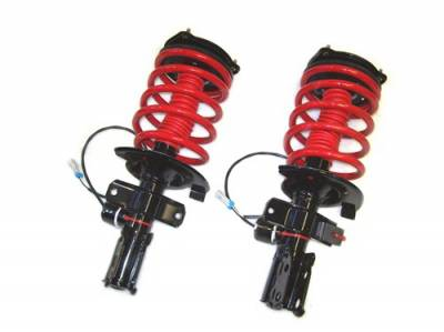 Suspension - Coil Overs - Strutmasters - Cadillac DeVille Strutmasters Passive Coil Over Strut Front Kit with Resistors - CAD-F1NSP