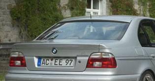 AC Schnitzer - E39 Rear Decklid Spoiler, 3-pce