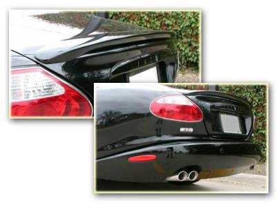 Spoilers - Custom Wing - Custom - Trunk Spoiler  - 2005 Style