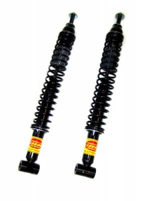 Strutmasters - Cadillac DeVille Strutmasters Rear Coil Over Shock Conversion Kit with Resistors - CAD-R4NS
