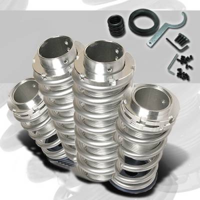 Suspension - Coil Overs - Spec-D - Honda CRX Spec-D Coilover Springs - CO-CV88-ATW