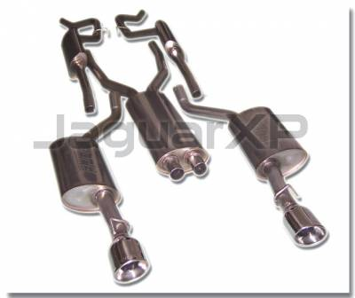 Exhaust - Borla - Custom - Borla Performance Exhaust System