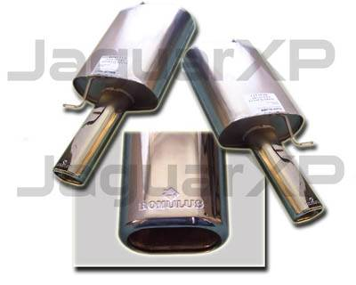 Exhaust - Custom Fit Exhaust - Custom - Remus Performance Exhaust System