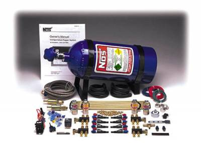 Performance Parts - Nitrous Kits - Custom - Sportsman Fogger Nitrous System