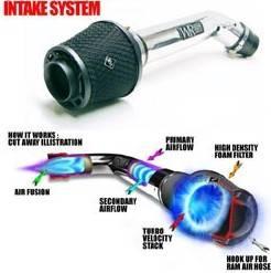 Air Intakes - OEM - Custom - Rx8 Renesis Air Intake System