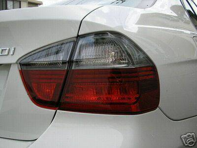 Headlights & Tail Lights - Tail Lights - Custom - Black Line Smoked Tail