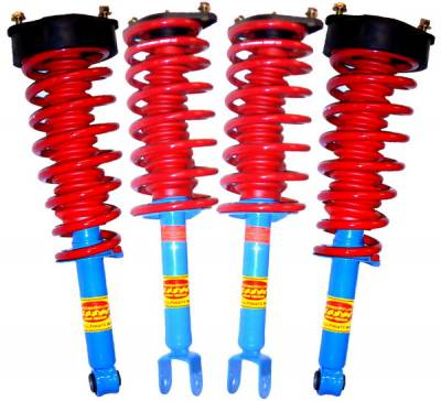 Suspension - Coil Overs - Strutmasters - Infiniti Q45 Strutmasters Coil Over Strut 4 Wheel Conversion Kit - Q45-4-1