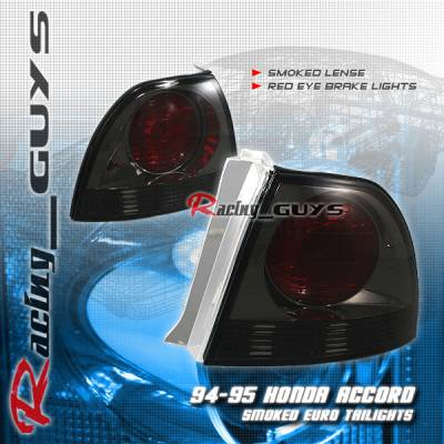 Headlights & Tail Lights - Custom Wing - Custom - Smoke Altezza Taillights