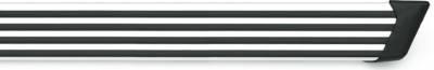 Suv Truck Accessories - Running Boards - ATS Design - Jeep Commander ATS Platinum Series Running Boards