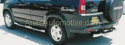 Suv Truck Accessories - Running Boards - Aries - Honda CRV Aries Sidebars - 3 Inch