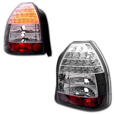 Headlights & Tail Lights - LED Tail Lights - Custom - Altezza LED Taillights