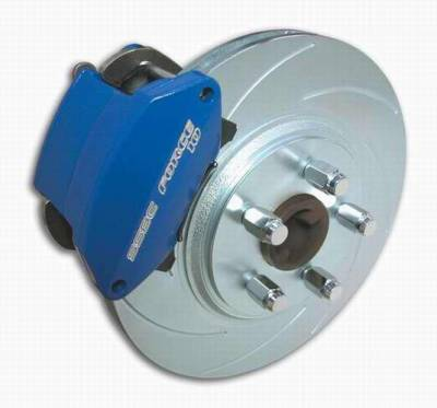 Brakes - Custom Brake Kits - SSBC - SSBC Disc Brake Kit to Convert OE Rotor to 13 Inch - Rear - A112-13