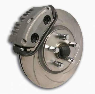 Brakes - Custom Brake Kits - SSBC - SSBC Disc Brake Kit Cobra Style - Front - A112-7
