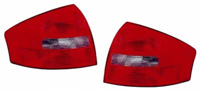 Headlights & Tail Lights - LED Tail Lights - Custom - Stock  Taillights
