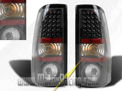Headlights & Tail Lights - Led Tail Lights - Custom - Carbon Altezza LED Taillights