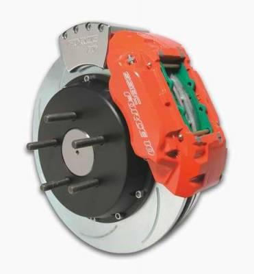 Brakes - Custom Brake Kits - SSBC - SSBC Disc Brake Conversion Kit - Rear - A125-10