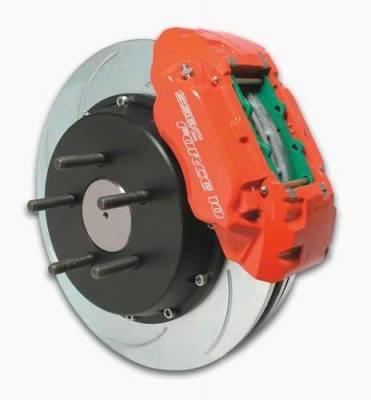 Brakes - Custom Brake Kits - SSBC - SSBC Disc Brake Conversion Kit - Rear - A125-11