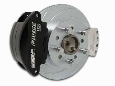 Brakes - Custom Brake Kits - SSBC - SSBC Disc Brake Conversion Kit - Rear - A125-16
