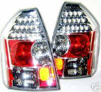 Headlights & Tail Lights - Led Tail Lights - Custom - Clear LED Taillights