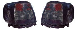 Headlights & Tail Lights - Tail Lights - Custom - Black Smoked Taillights