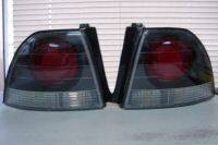 Headlights & Tail Lights - Tail Lights - Custom - APC Euro Carbon Fiber Taillights