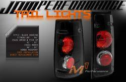 Headlights & Tail Lights - Tail Lights - Custom - JDM Black Altezza Taillights