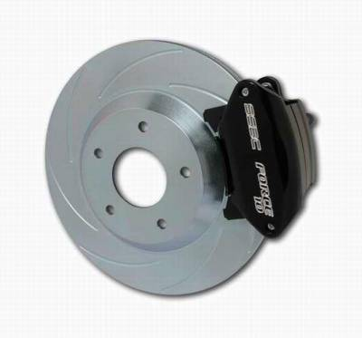 Brakes - Custom Brake Kits - SSBC - SSBC Disc Brake Kit to Convert OE Rotor to 12 Inch - Rear - A163-9