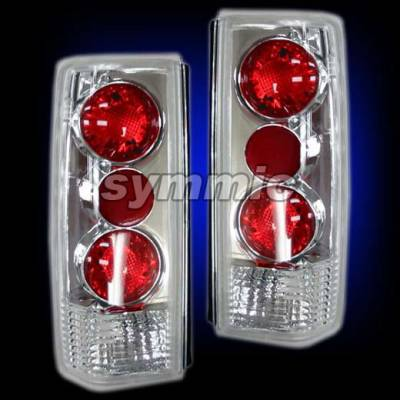 Headlights & Tail Lights - Tail Lights - Custom - Euro Altezza Taillights