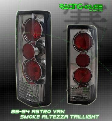 Headlights & Tail Lights - Tail Lights - Custom - Smoke Altezza Taillights