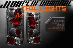 Headlights & Tail Lights - Tail Lights - Custom - JDM Carbon Altezza Taillights