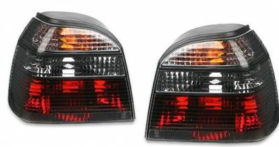 Headlights & Tail Lights - Tail Lights - Custom - Crystal Smoke Taillights