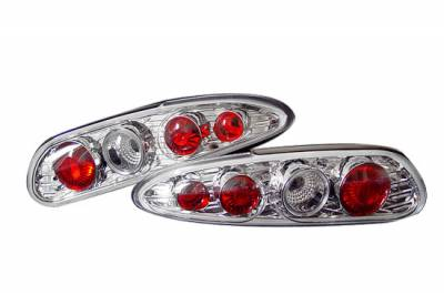 Headlights & Tail Lights - Tail Lights - Custom - Euro Clear Altezza Taillights