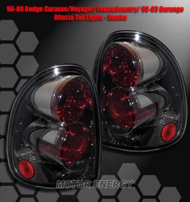 Headlights & Tail Lights - Tail Lights - Custom - Smoke Altezza Taillights
