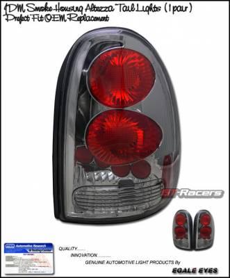 Headlights & Tail Lights - Tail Lights - Custom - JDM Smoke Altezza Taillights