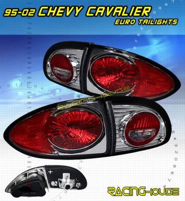 Headlights & Tail Lights - Tail Lights - Custom - Euro Clear Altezza Taillights