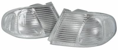 Headlights & Tail Lights - Tail Lights - Custom - All Clear Taillights