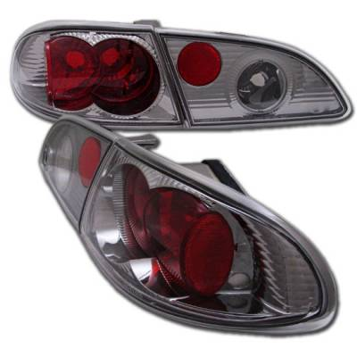 Headlights & Tail Lights - Tail Lights - Custom - Gun Metal Altezza Taillights