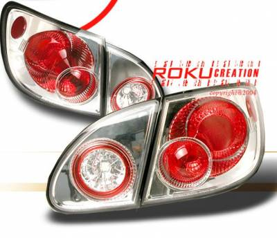 Headlights & Tail Lights - Tail Lights - Custom - Euro  Altezza Taillights