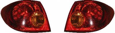 Headlights & Tail Lights - Tail Lights - Custom - All Red Taillights