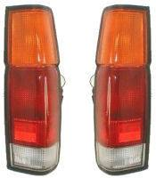 Headlights & Tail Lights - Tail Lights - Custom - Stock Taillights