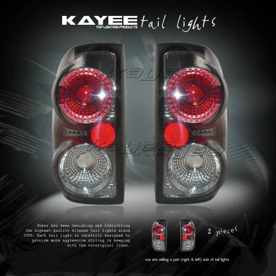 Headlights & Tail Lights - Tail Lights - Custom - JDM Smoke Taillights
