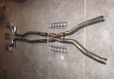 Exhaust - Custom Fit Exhaust - Stainless Works - Cadillac CTS Stainless Works Header & Exhaust System - CTSVEHXOR
