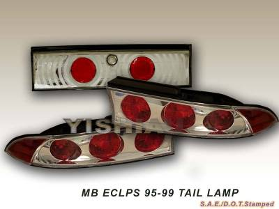 Headlights & Tail Lights - Tail Lights - Custom - Clear Taillights