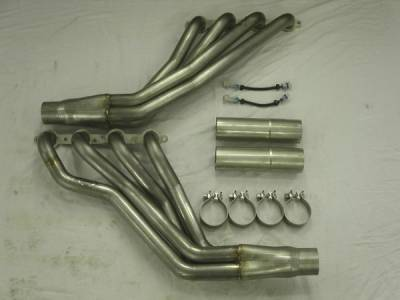 Exhaust - Custom Fit Exhaust - Stainless Works - Pontiac G8 Stainless Works Header & Exhaust System - G8HDROR